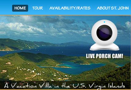 Webcam Bordeaux : St john usvi us virgin islands � archive a